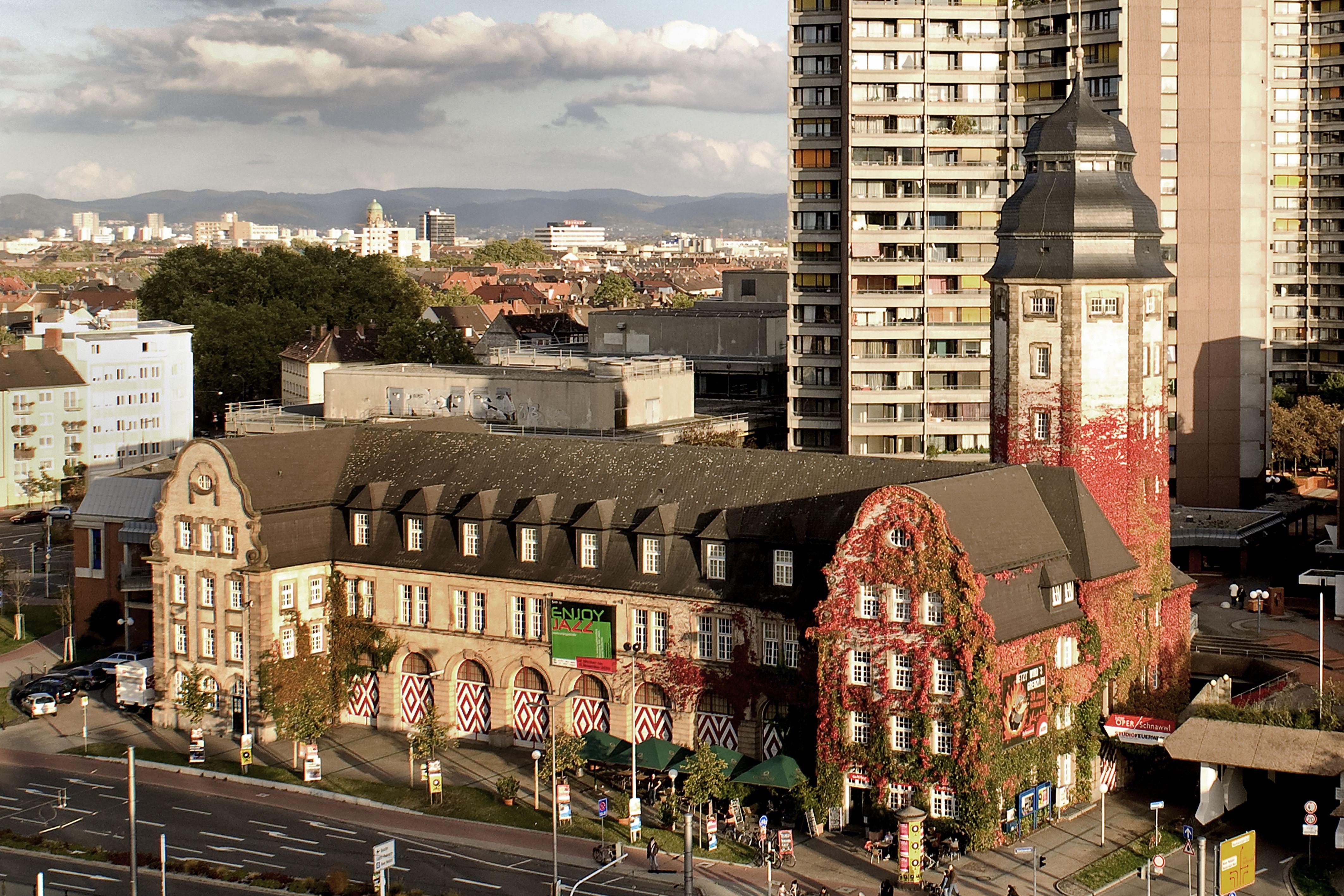 alte feuerwache mannheim kulturzentrum alte feuerwache