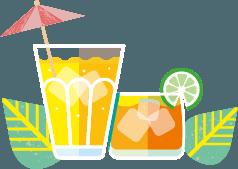 Sommerbühne Drinks